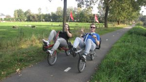 Ligfiets huren Utrecht